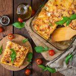 Recette de lasagnes vegan aux légumes