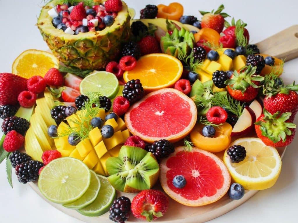 Mangez sainement pour avoir l'air en bonne santé