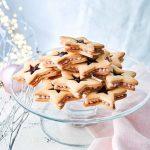 Recette de biscuits confits en étoile, pour un Noël encore plus magique