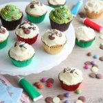Recette de petits cupcakes de Noël